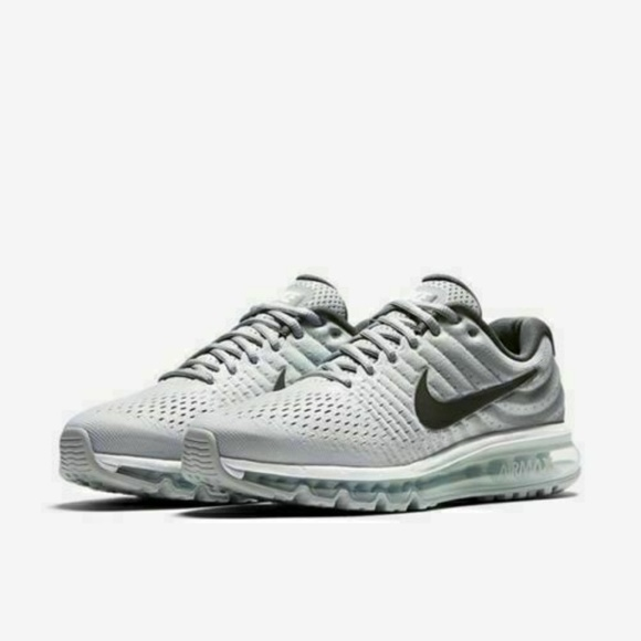 Nike Air Max 2017 Men's Running Shoe 849559 101 NWT
